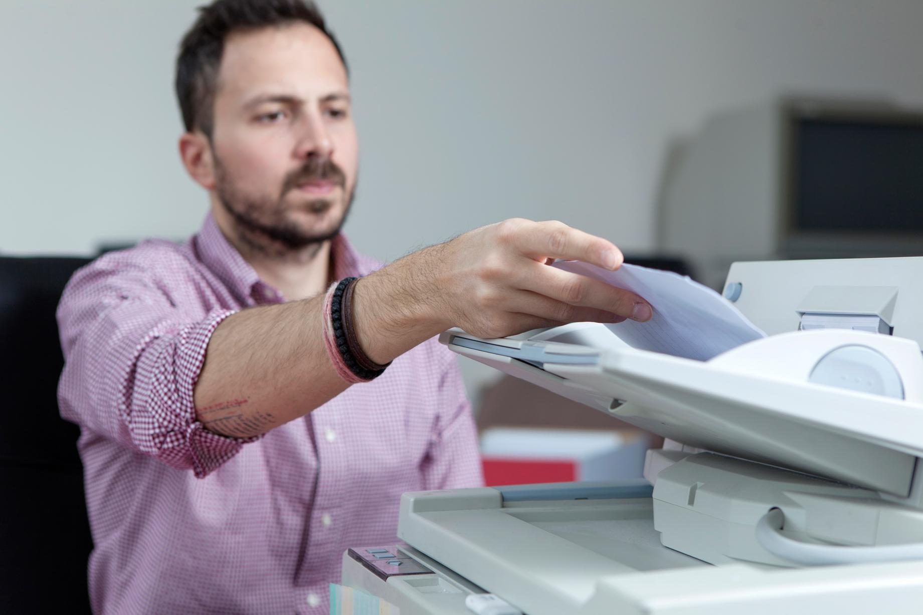 industrial scanning bureau